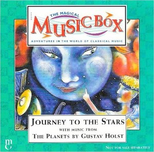 Journey to the Stars: The Planets original soundtrack
