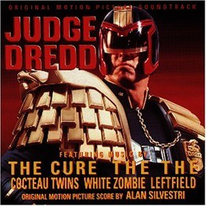 Judge Dredd original soundtrack