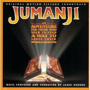 Jumanji original soundtrack