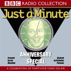 Just a Minute: Anniversary Special original soundtrack