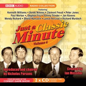 Just a Minute Vol.4 original soundtrack