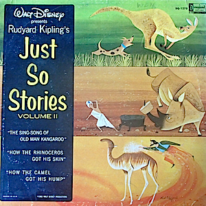 Just So Stories - Volume II original soundtrack