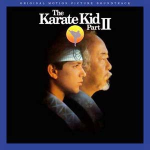 Karate Kid part 2 original soundtrack
