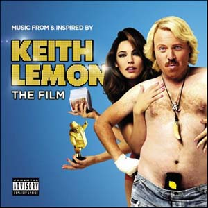 Keith Lemon: The Film original soundtrack