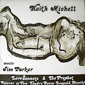 Keith Michell: Love Sonnets & The Prophet original soundtrack