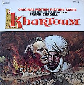 Khartoum original soundtrack