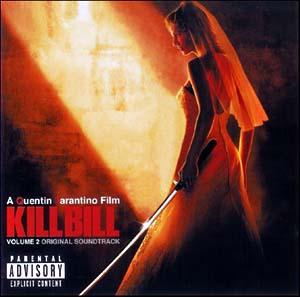 Kill Bill volume 2 original soundtrack