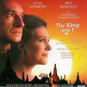 King and I original soundtrack