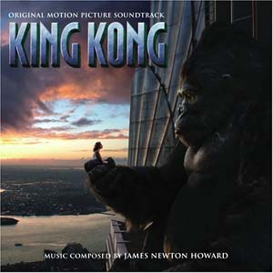 King Kong original soundtrack