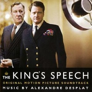 King's Speech original soundtrack