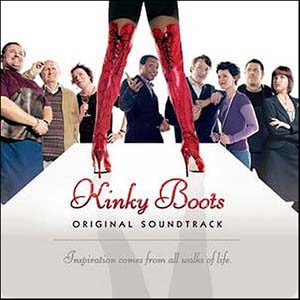 Kinky Boots original soundtrack