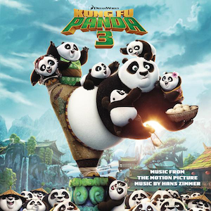 Kung Fu Panda 3 original soundtrack