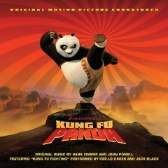 Kung Fu Panda original soundtrack