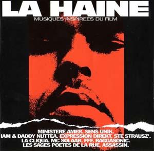 La Haine original soundtrack