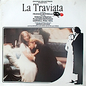 La Traviata original soundtrack