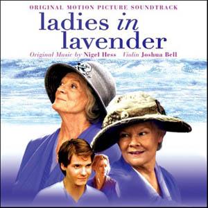 Ladies in Lavender original soundtrack