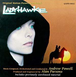 Ladyhawke original soundtrack