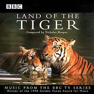 Land of the Tiger original soundtrack