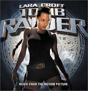 Lara Croft: Tomb Raider original soundtrack