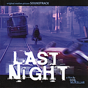 Last Night original soundtrack