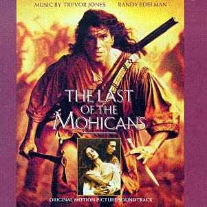 Last of the Mohicans original soundtrack