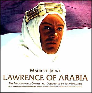 Lawrence of Arabia original soundtrack