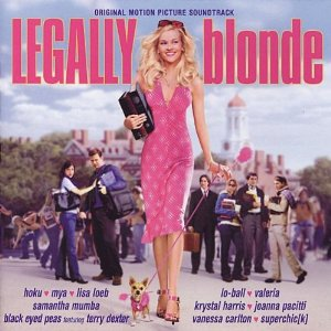 Legally Blonde original soundtrack