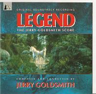 Legend original soundtrack