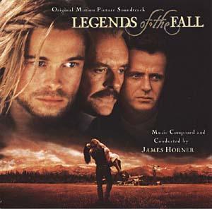 Legends of the Fall original soundtrack