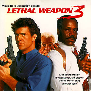 Lethal Weapon 3 original soundtrack