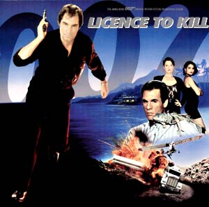 Licence to Kill original soundtrack