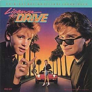 License to Drive original soundtrack