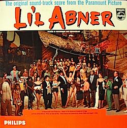 Li'l Abner original soundtrack