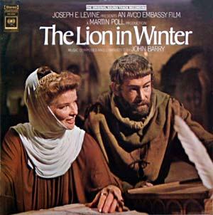 Lion in Winter original soundtrack