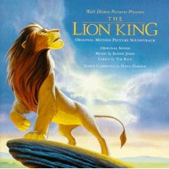 Lion King: ost original soundtrack