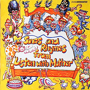Listen With Mother: Songs and Rhymes original soundtrack