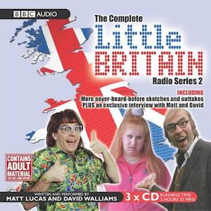 Little Britain: Radio Series 2 original soundtrack