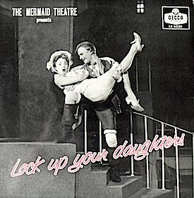 Lock Up Your Daughters: Mermaid Theatre original soundtrack