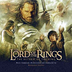 Lord of the Rings: return of the king original soundtrack