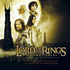 Lord of The Rings: two towers original soundtrack