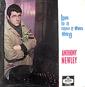 Love is a Now & Then Thing: Anthony Newley original soundtrack