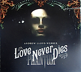 Love Never Dies original soundtrack
