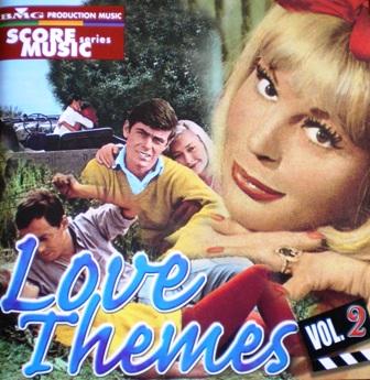 Love Themes vol.2 original soundtrack