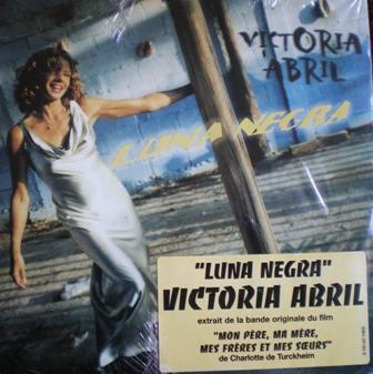 Luna Negra: Victoria Abril original soundtrack