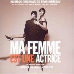 Ma Femme est une Actrice original soundtrack