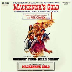 Mackenna's Gold original soundtrack