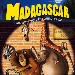 Madagascar original soundtrack