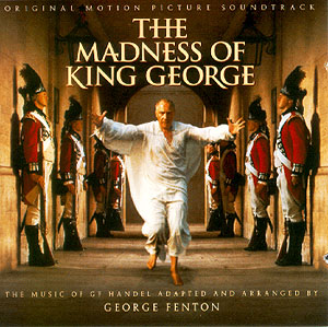 Madness of King George original soundtrack