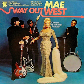 Mae West: Way Out West original soundtrack