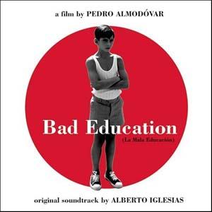 Mala Educacion / bad education original soundtrack